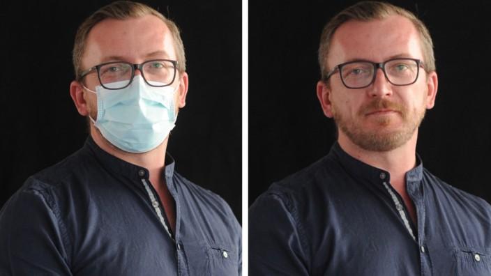 SZ-Serie: Hinter den Masken: Musste es erst eine Pandemie geben, damit man erkennt, wie wichtig die pflegerischen Berufe sind? Das fragt sich nicht nur Roland Zeiler-Matthé.