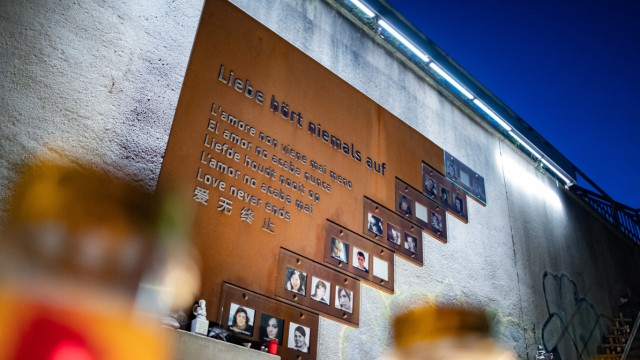 Loveparade Gedenkstätte