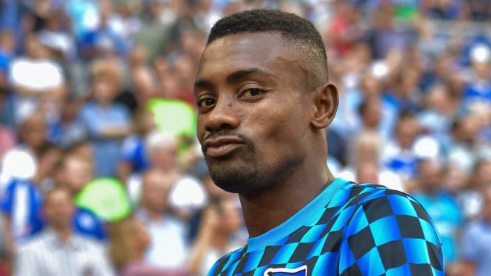 Bundesliga: Salomon Kalou von Hertha BSC Berlin
