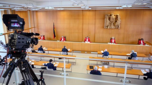 Bundesverfassungsgericht: BVerfG-Urteil zu Anleihenkaufprogramm der EZB im Mai 2020
