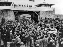 Konzentrationslager Mauthausen - Befreiung