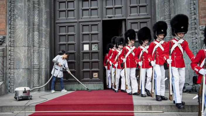Queen Margrethe turns 75