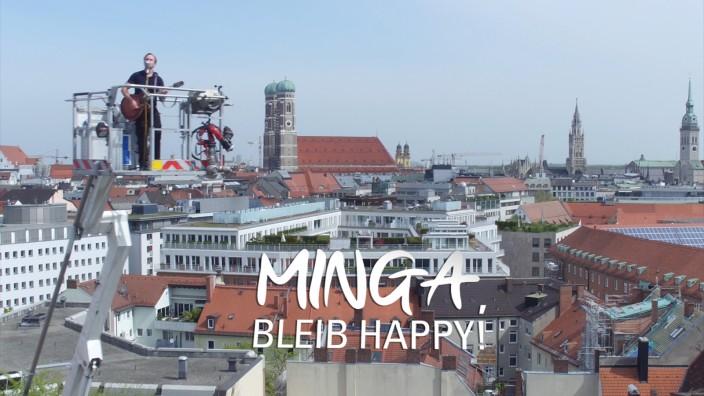 "´Minga, bleib happy"" · Münchner Feuerwehr mit Anti-Corona-Song"