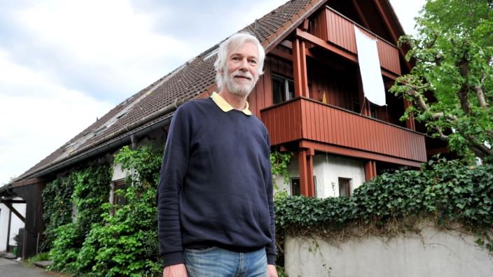 Gilching: Martin Pilgram setzt sich für Weltfrieden ein