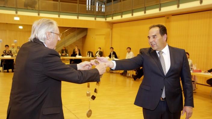 Zollinger Bürgermeister auf Distanz: undefined