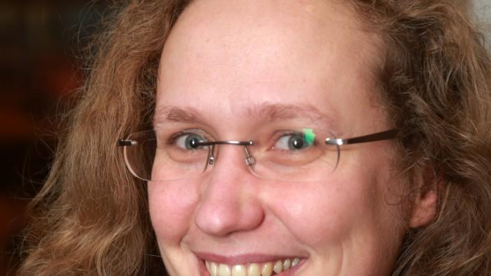 Groebenzell: RIKE (Friederike) SCHIELE - neue GRUENE Kreisraetin (Die Gruenen)