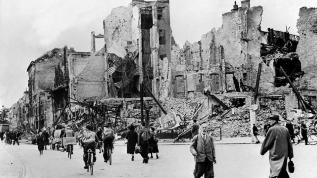 Zweiter Weltkrieg endete im Mai vor 75 Jahren