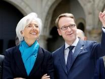 Inflation: Der ewige Konflikt zwischen Bundesbank und EZB