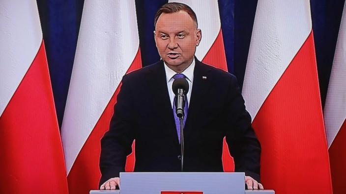 Vor der Präsidentenwahl in Polen