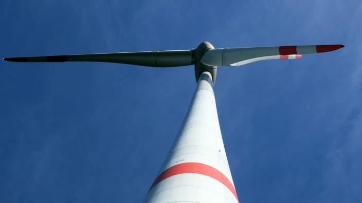 Vorstellung der Berger Windräder