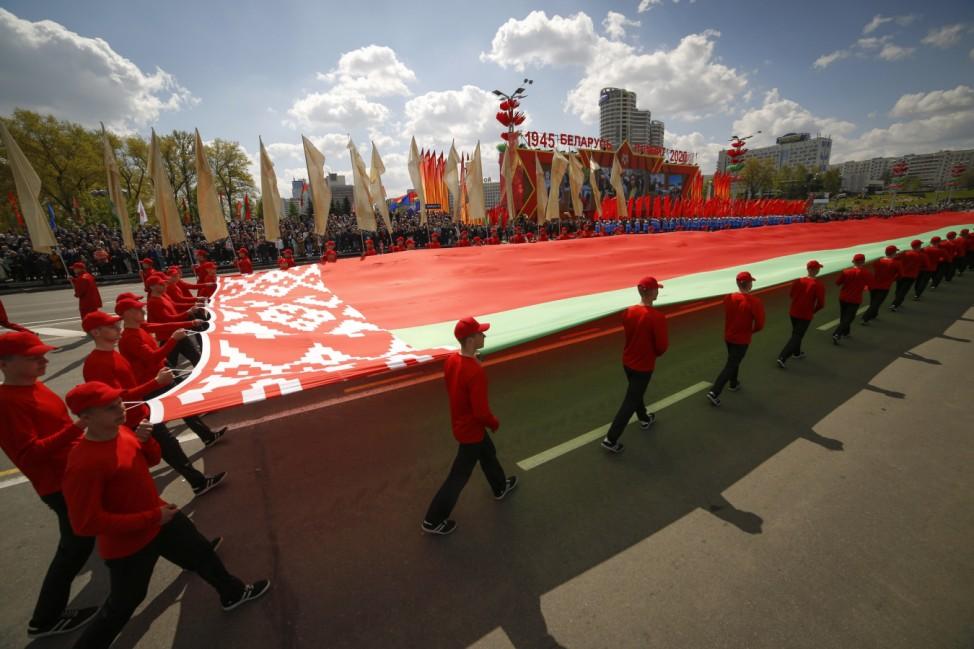 'Tag des Sieges' in Belarus