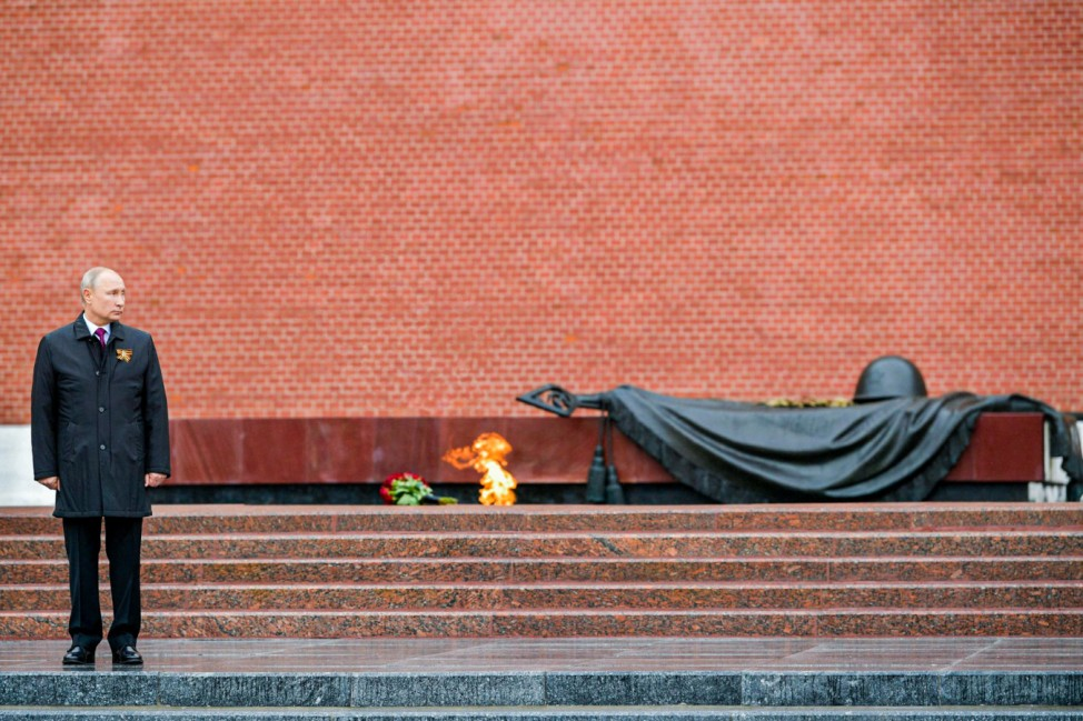 'Tag des Sieges' in Russland