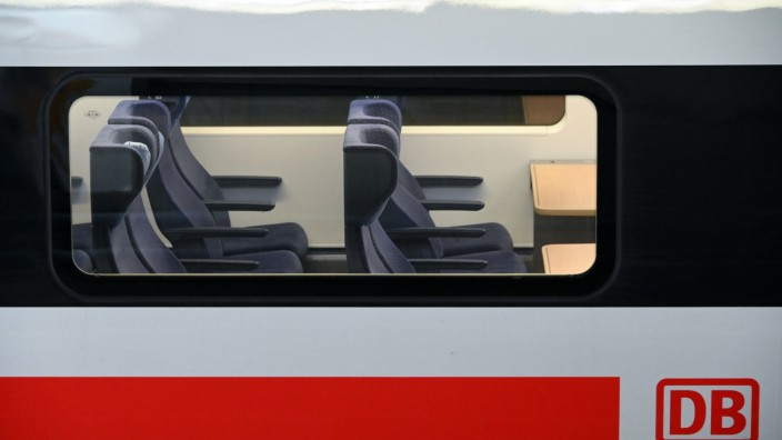 Corona-Krise - Bahn