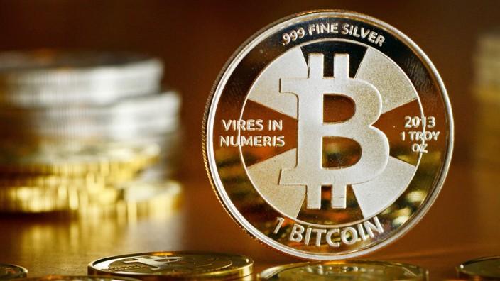 Bitcoin-Kurs stürzt ab