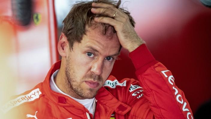 Berichte: Vettel verlässt Ferrari am Saisonende