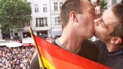 Homosexuelle in Berlin; ddp