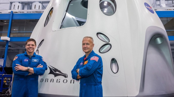April 17, 2020: and SpaceX are targeting May 27 for the launch of Demo-2, the first launch of astronauts from the U.S.