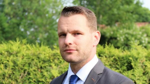 Marcel Fangohr, Bürgermeister von Wangerooge