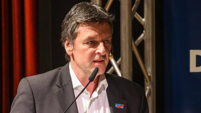 Jürgen Steinhäuser war Mitglied des Landesvorstands der AfD.
