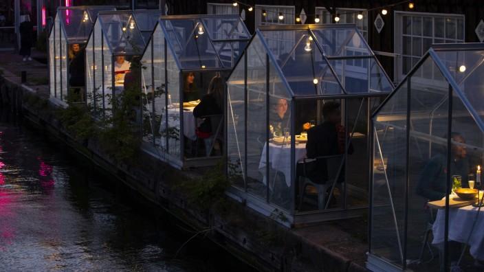 Coronavirus Restaurants Amsterdam