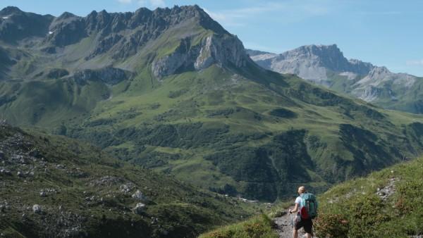 Travel Destination: Raetikon Mountain Range