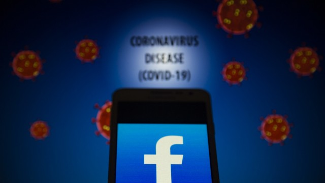 Coronavirus - Facebook