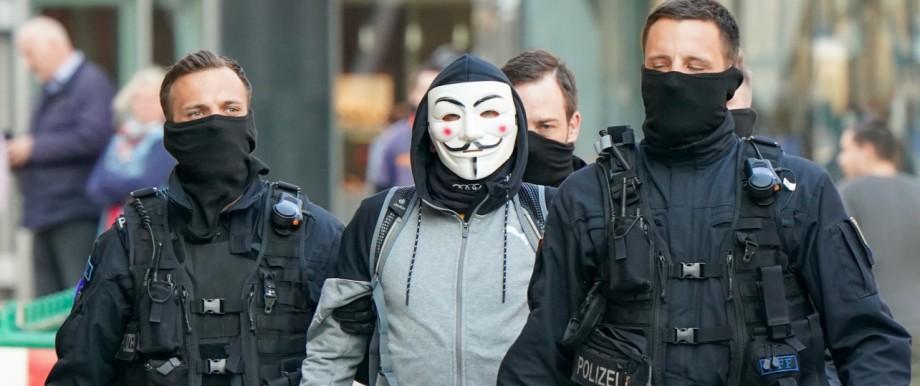 Demonstrationsverbot für Pro Chemnitz