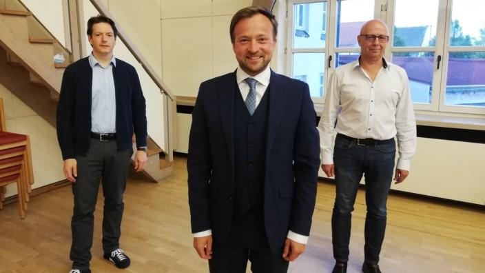 Taufkirchen Bürgermeister