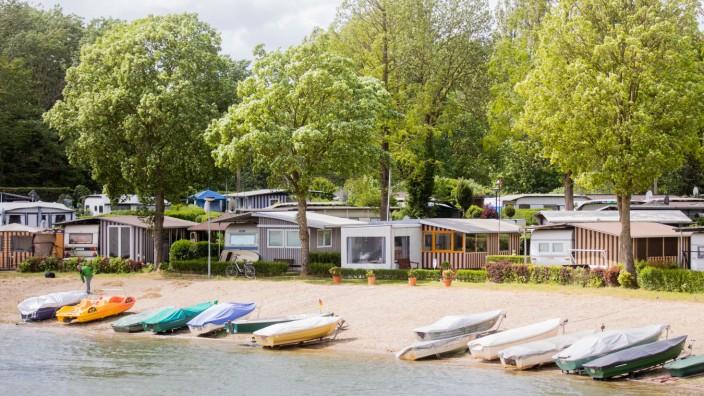 Coronavirus - Campingplatz öffnet nach Corona-Pause wieder