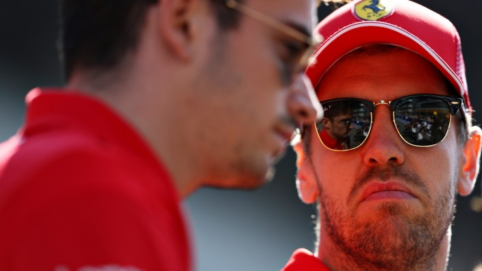 Sebastian Vettel to Leave Ferrari At End of Season F1 Grand Prix of Russia