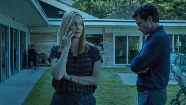 Pressebilder zur Netflix-Serie OZARK Verwendung nur im Zusammenhang mit der Berichterstattung zur Serie!