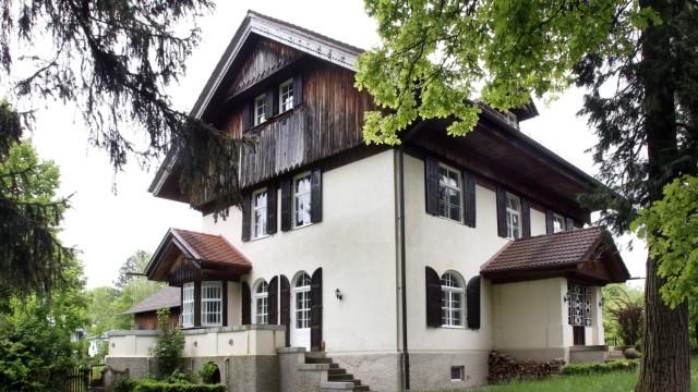 Villa Weesel in Aufkirchen