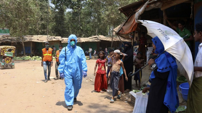 Coronavirus - Bangladesch