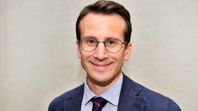 Gilching: Landratskandidat Stefan Frey