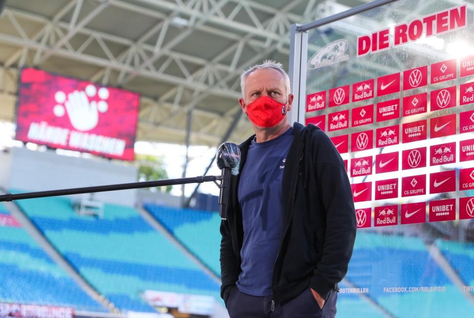 RB Leipzig v Sport-Club Freiburg - Bundesliga