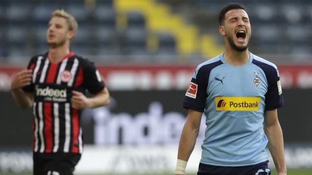 Eintracht Frankfurt - Borussia Mönchengladbach