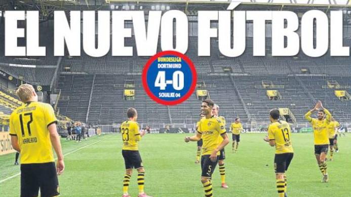 Mundo Deportivo Screenshot