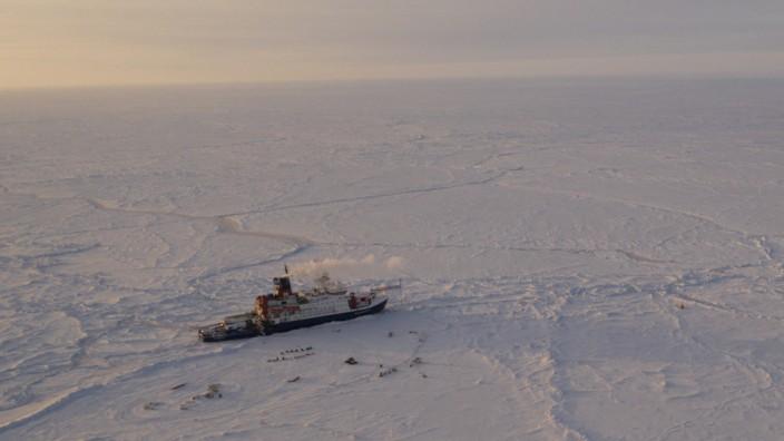 Expedition in die Arktis: Corona-frei auf die Polarstern