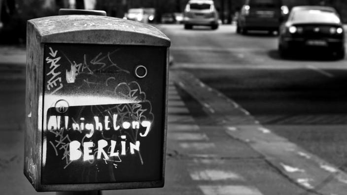 """All night long"""
