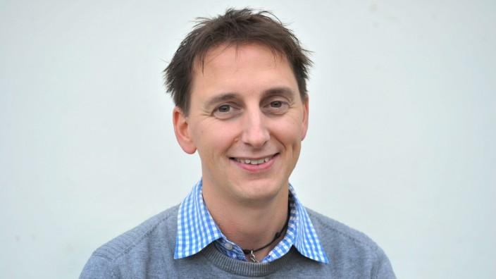 Utting: Gemeinderatsmitglied Patrick Schneider (GAL/Grüne)
