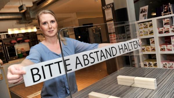 Gilching: Firmengründerin Sabine Breuer von safty steps
