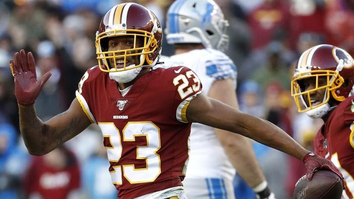 NFL: Quinton Dunbar wird des Raubüberfalls beschuldigt.