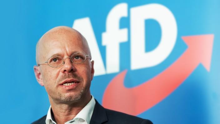 Fraktionssitzung der AfD Brandenburg