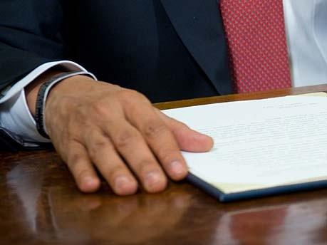 Barack Obama Gestik Mimik Körpersprache