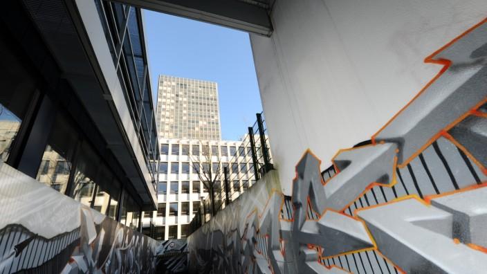 Siemens-Areal in München, 2019