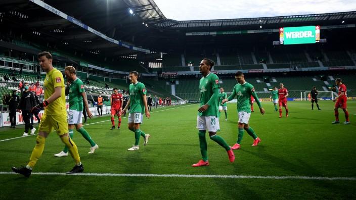 Werder Bremen - Bayer Leverkusen 1:4