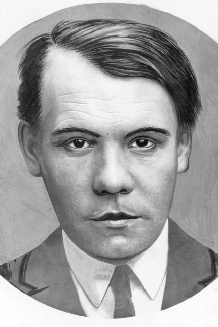Oskar Maria Graf, deutscher Schriftsteller,  (* 22.07.1894 - + 28.06.1967)