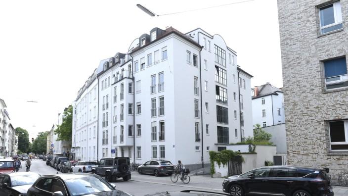 Maxvorstadt: Das Haus an der Arcisstraße 63: Dem Vernehmen nach hätte die Stadt 24 Millionen Euro für die Immobilie bezahlen müssen, was 25 Prozent über dem eigentlichen Verkehrswert liegen soll.