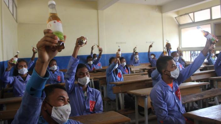 Coronavirus - Madagaskar