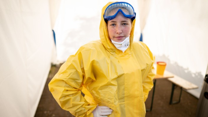 Coronavirus - Stille HeldInnen der Corona-Krise